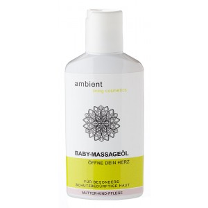 Ambient-Noreia Babymassageöl beduftet